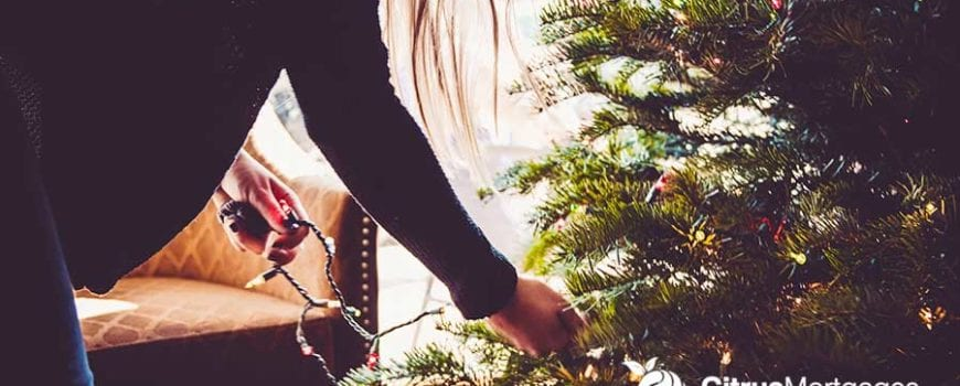 Fire safety tips and advice for christmas trees - citrus mortgages - milton keynes