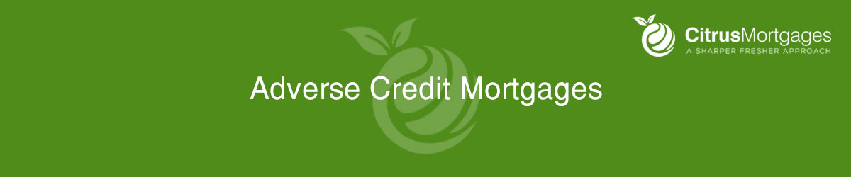 adverse credit mortgages - citrus mortgages